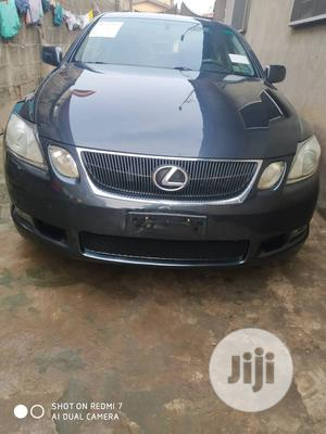 Lexus GS 2008 350 AWD Gray | Cars for sale in Lagos State, Isolo