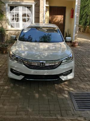 Honda Accord 2016 White | Cars for sale in Abuja (FCT) State, Asokoro