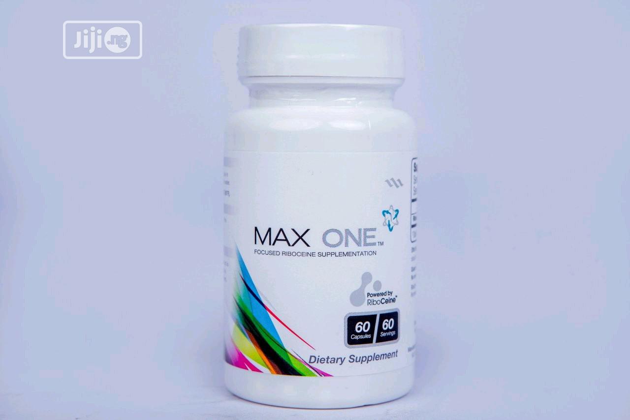 Max Vitamins/Supplements | Vitamins & Supplements for sale in Garki 1, Abuja (FCT) State, Nigeria