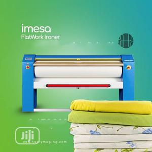 Industrial Flatwork Ironer Machine Electric Heated ( Italy) | Manufacturing Equipment for sale in Lagos State, Ikeja
