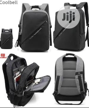 Coolbell Laptop Backpack Cb-7007   Bags for sale in Lagos State, Lagos Island (Eko)