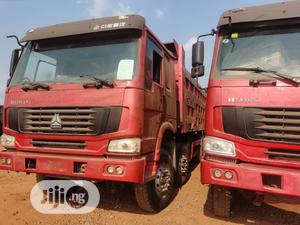 Foreign Used 12 Tyres Howo Tippers | Trucks & Trailers for sale in Ogun State, Sagamu