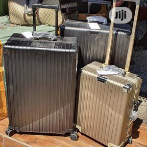 Rimowa Aluminum Set Luggage   Bags for sale in Lagos State, Lagos Island (Eko)