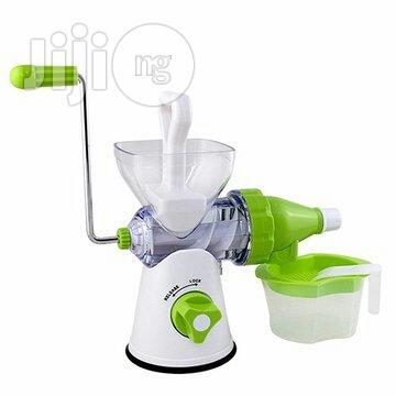 Manual Juicer Orange Squeezer Juice Extractor Machine