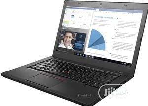 New Laptop Lenovo ThinkPad T460 8GB Intel Core I5 SSD 256GB | Laptops & Computers for sale in Lagos State, Ikeja