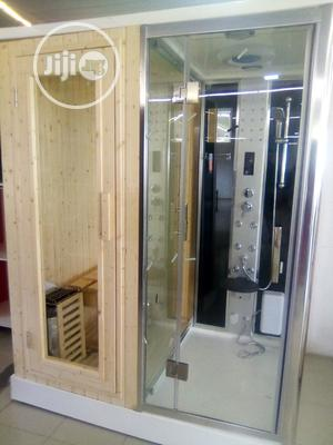 Sauna With Steam Shower Room.   Plumbing & Water Supply for sale in Lagos State, Amuwo-Odofin