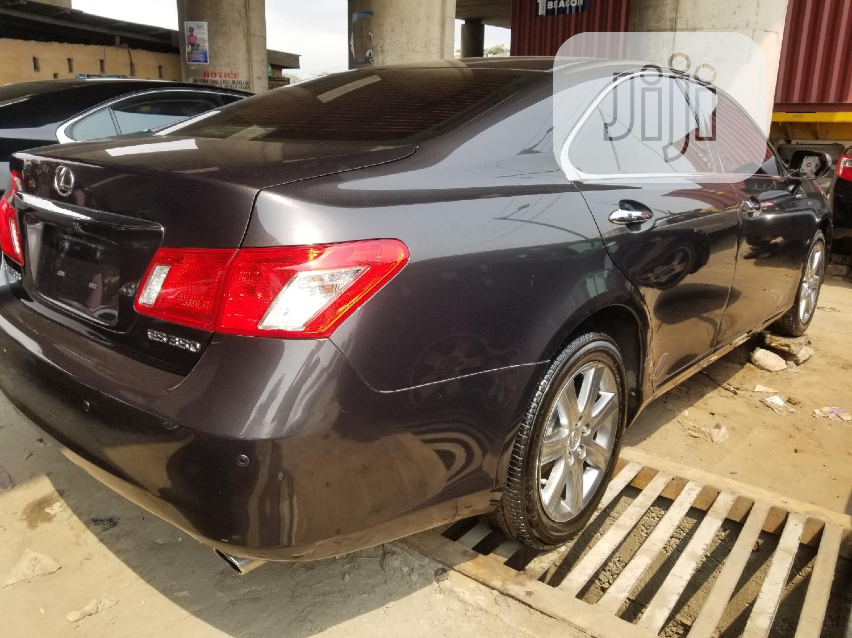 Lexus ES 2008 350 Purple | Cars for sale in Apapa, Lagos State, Nigeria