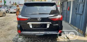 Lexus LX 2017 570 Base Black | Cars for sale in Rivers State, Port-Harcourt