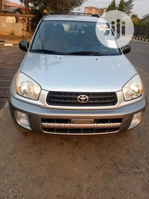 Toyota RAV4 2002 2.0 D Gray   Cars for sale in Lagos State, Abule Egba