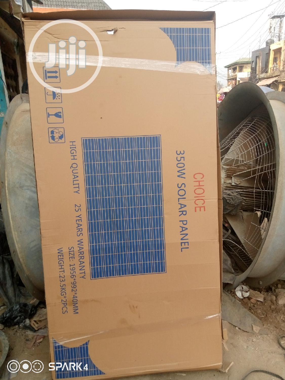 350watt Solar Panel Choice