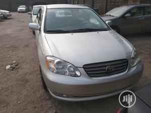 Toyota Corolla 2003 Verso Automatic Silver | Cars for sale in Lagos State, Apapa