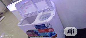 Scanfrost 6.5kg Twintub Washing Machine. SFWMTTA   Home Appliances for sale in Lagos State, Agege