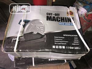 Maxmech Cut Off Saw Machine Professional | Building Materials for sale in Lagos State, Lagos Island (Eko)