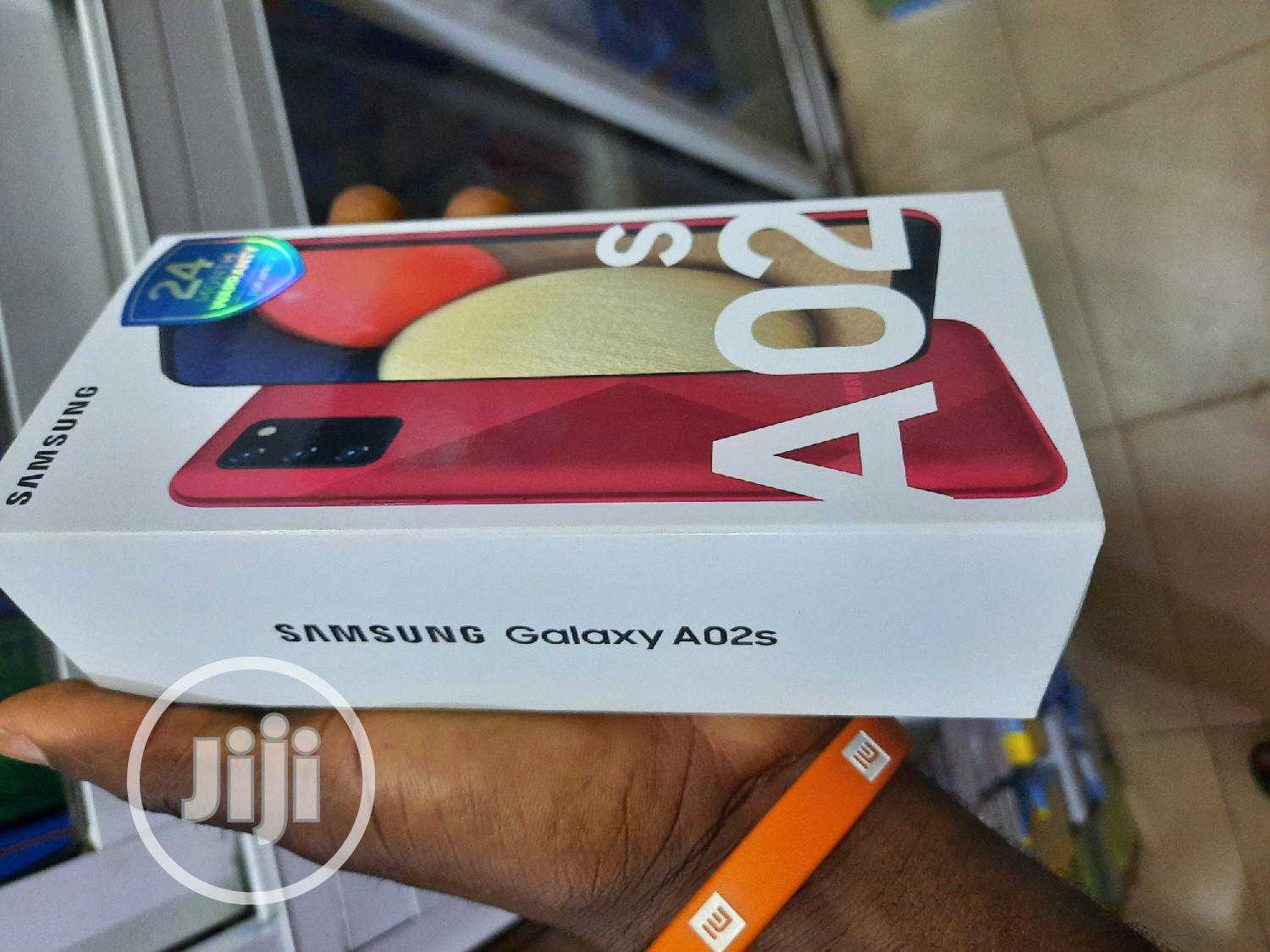 New Samsung Galaxy A02S 32 GB   Mobile Phones for sale in Ikeja, Lagos State, Nigeria