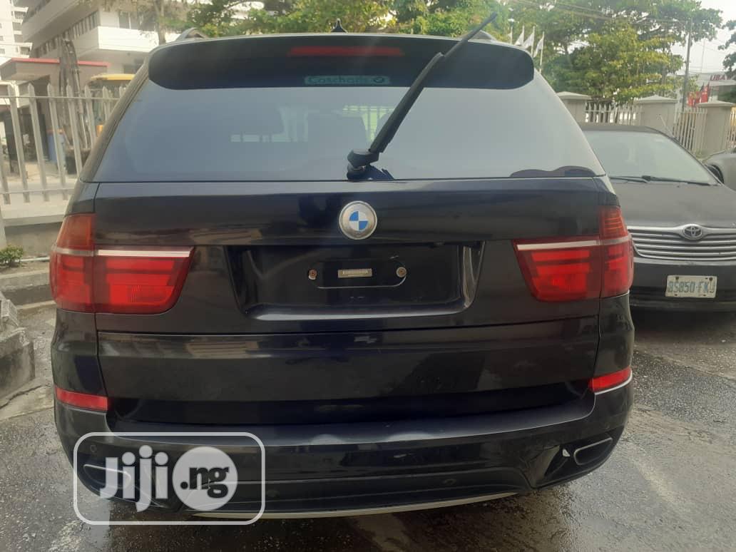 Archive: BMW X5 2012 Black