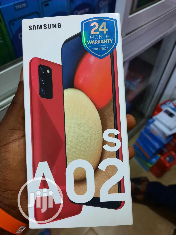 New Samsung Galaxy A02S 32 GB