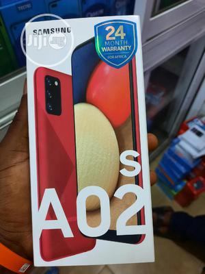 New Samsung Galaxy A02S 32 GB | Mobile Phones for sale in Lagos State, Ikeja