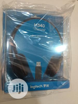 H340 Logitech Headset | Headphones for sale in Abuja (FCT) State, Wuse
