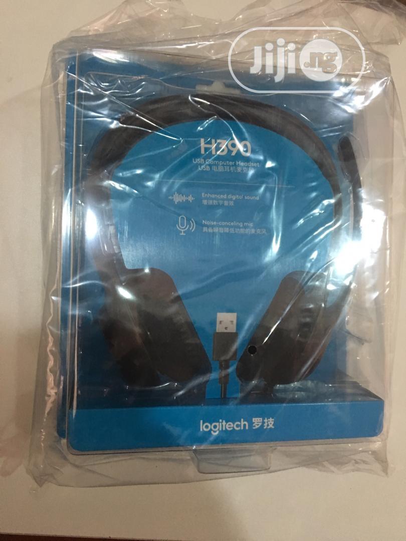 H390 Original Logitech Headset