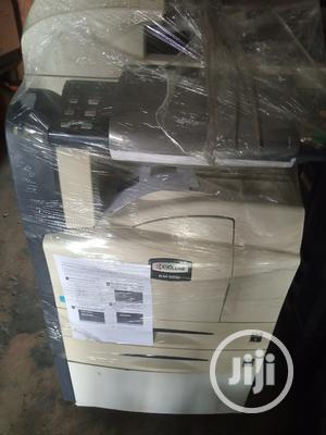 Kyocera Km 4050 Multifunctional Black And White Photocopies | Printers & Scanners for sale in Lagos State, Surulere