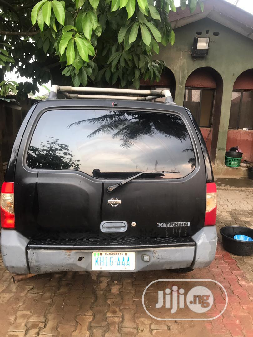 Nissan Xterra 2003 Automatic Black   Cars for sale in Ikeja, Lagos State, Nigeria