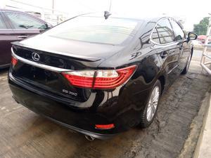 Lexus ES 2015 350 FWD Black | Cars for sale in Lagos State, Lekki