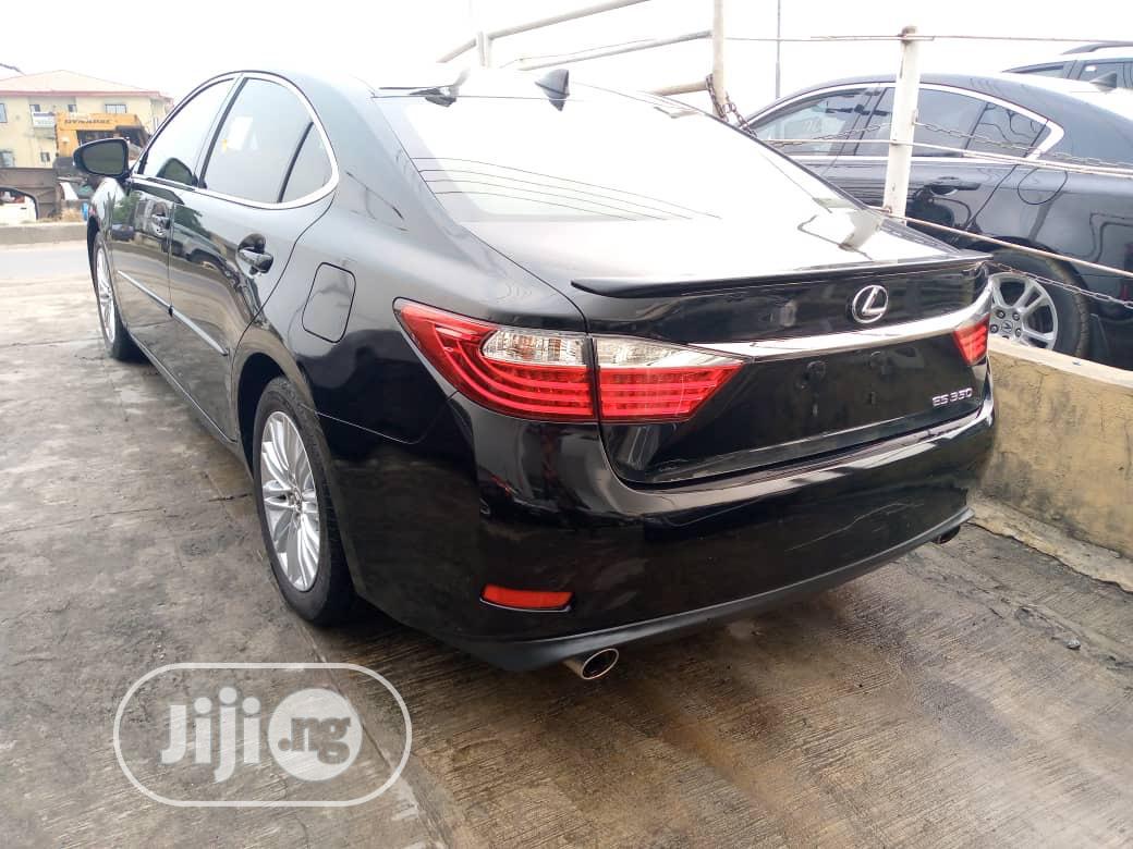 Lexus ES 2015 350 FWD Black   Cars for sale in Lekki, Lagos State, Nigeria