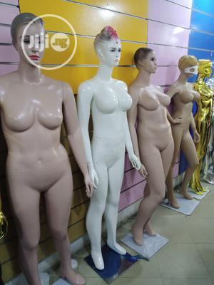 Female Fiber, Gold, Plastic Manniquine   Store Equipment for sale in Lagos State, Lagos Island (Eko)