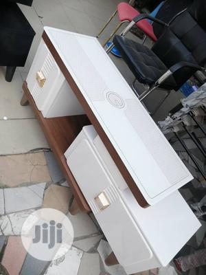 Tv Stand White and Brown | Furniture for sale in Lagos State, Epe