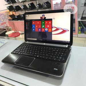 Laptop HP Pavilion Dv6 4GB Intel Core 2 Quad HDD 320GB | Laptops & Computers for sale in Lagos State, Ikeja