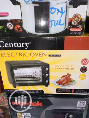 Century Electric Oven 20lites   Kitchen Appliances for sale in Rivers State, Port-Harcourt