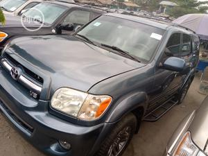 Toyota Sequoia 2006 Blue | Cars for sale in Lagos State, Apapa