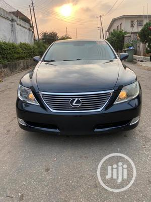Lexus LS 2008 460 Black | Cars for sale in Lagos State, Isolo