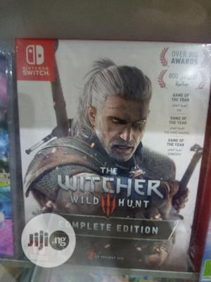 Nintendo Switch the Witcher Wild Hinter 3 | Video Games for sale in Lagos State, Ikeja