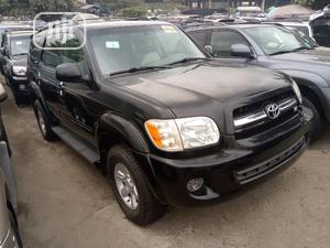 Toyota Sequoia 2006 Black | Cars for sale in Lagos State, Apapa