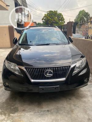 Lexus RX 2012 350 AWD Black   Cars for sale in Lagos State, Surulere