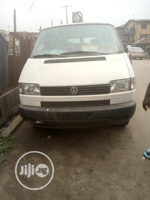 Tokunbo Volkswagen T4 Petrol Long Chassis With Working AC   Buses & Microbuses for sale in Lagos State, Surulere