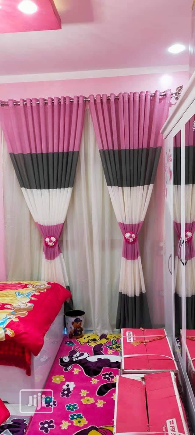 Curtain Interior | Home Accessories for sale in Aba South, Abia State, Nigeria