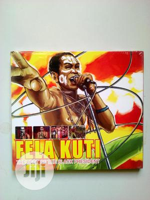 Fela Kuti Best Collections Original Music Cd | CDs & DVDs for sale in Abuja (FCT) State, Wuse 2