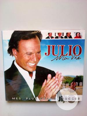 Julio Iglesias Enrique Iglesias Best Collections Music Cds | CDs & DVDs for sale in Abuja (FCT) State, Wuse 2