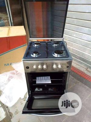 Maxi Standing Gas Cooker With Oven 50 × 50   Kitchen Appliances for sale in Abuja (FCT) State, Gwarinpa