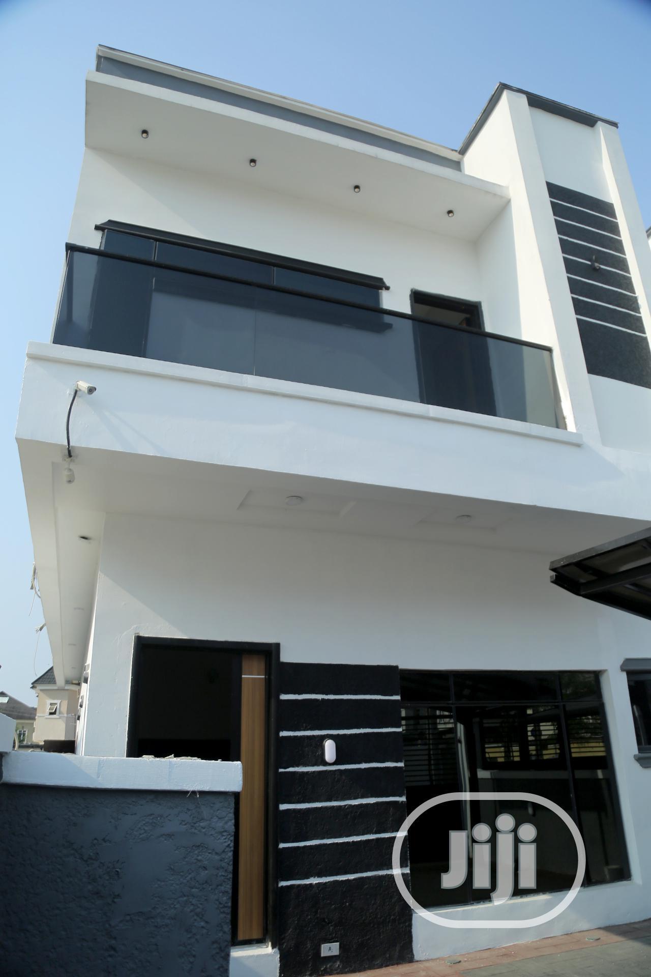 Beautiful 4 Bedroom Semi-Detached Duplex | Houses & Apartments For Rent for sale in Ikota, Lekki, Nigeria