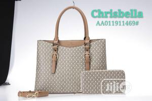 New Female Brown Leather Handbag | Bags for sale in Lagos State, Isolo