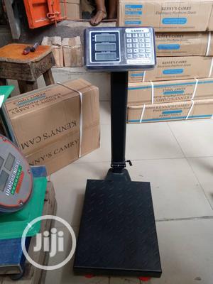 300kg Digital Camry Platform Weighing Scale | Store Equipment for sale in Lagos State, Lagos Island (Eko)