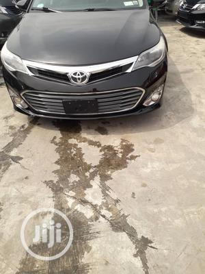 Toyota Avalon 2015 Black | Cars for sale in Lagos State, Ikeja