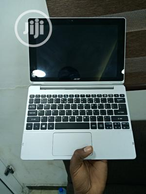 Laptop Acer Switch 10 SW5 012P 2GB Intel Core 2 Quad SSD 60GB   Laptops & Computers for sale in Lagos State, Ikeja
