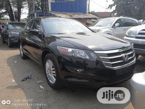 Honda Accord CrossTour 2013 EX-L w/Navigation AWD Black | Cars for sale in Lagos State, Apapa