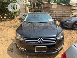 Volkswagen Passat 2015 Black | Cars for sale in Abuja (FCT) State, Gwarinpa