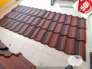 Diffferent Shades Of Quality Stone Coated Roof Tiles Classic | Building Materials for sale in Lagos State, Ajah