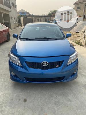 Toyota Corolla 2010 Blue   Cars for sale in Oyo State, Ibadan